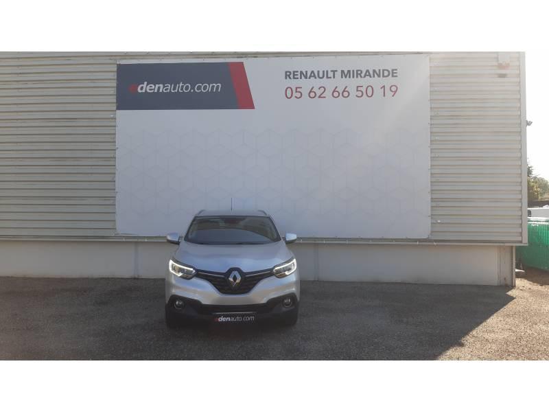 Renault Kadjar dCi 110 Energy eco² Zen Gris occasion à Moncassin - photo n°10