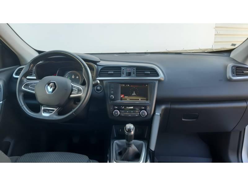 Renault Kadjar dCi 110 Energy eco² Zen Gris occasion à Moncassin - photo n°5