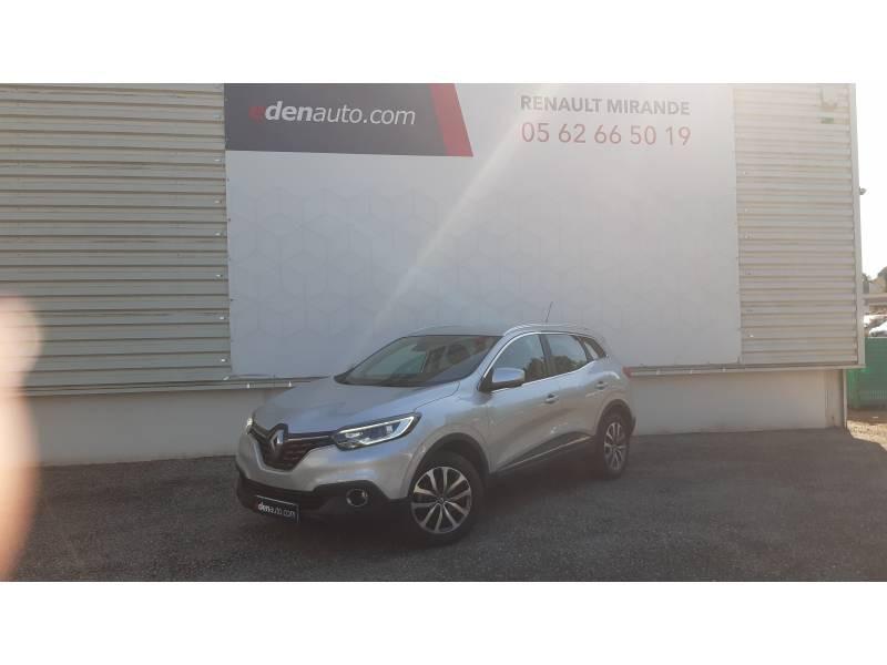 Renault Kadjar dCi 110 Energy eco² Zen Gris occasion à Moncassin