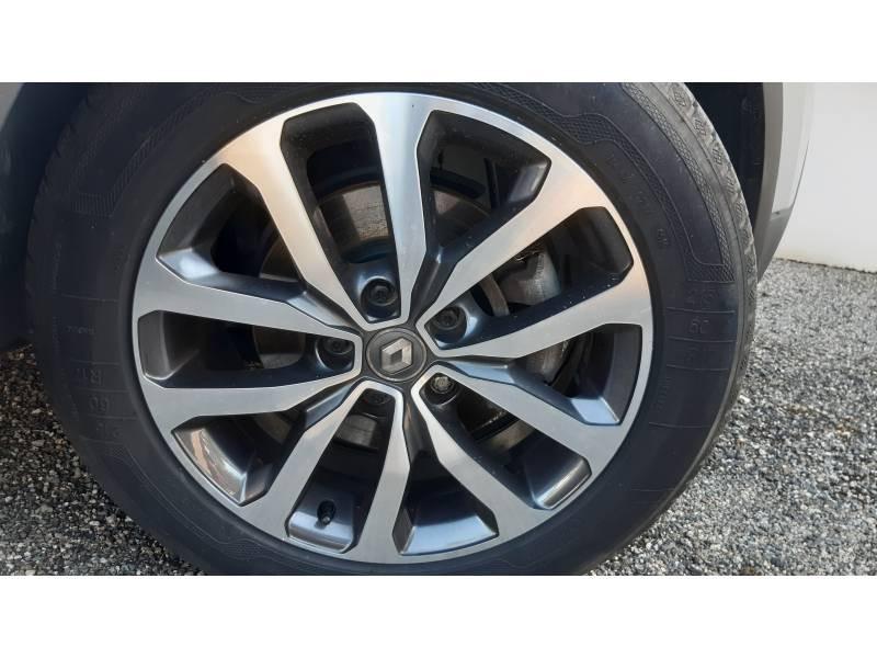 Renault Kadjar dCi 110 Energy eco² Zen Gris occasion à Moncassin - photo n°2
