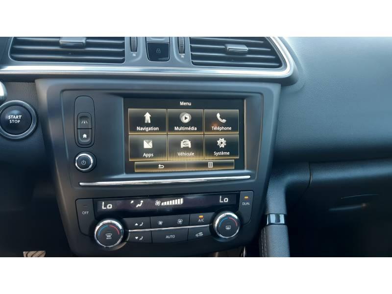Renault Kadjar dCi 110 Energy eco² Zen Gris occasion à Moncassin - photo n°7