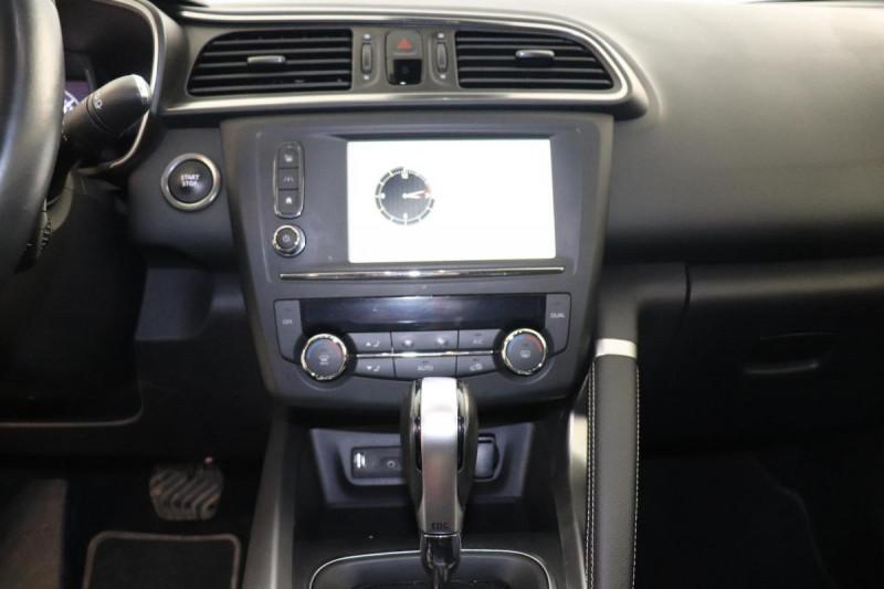 Renault Kadjar dCi 110 Energy Intens EDC Bleu occasion à Aubagne - photo n°11