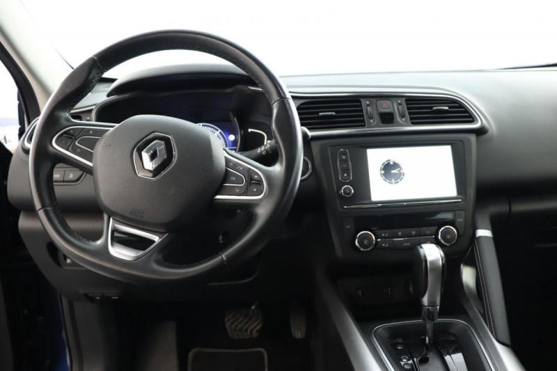 Renault Kadjar dCi 110 Energy Intens EDC Bleu occasion à Aubagne - photo n°4