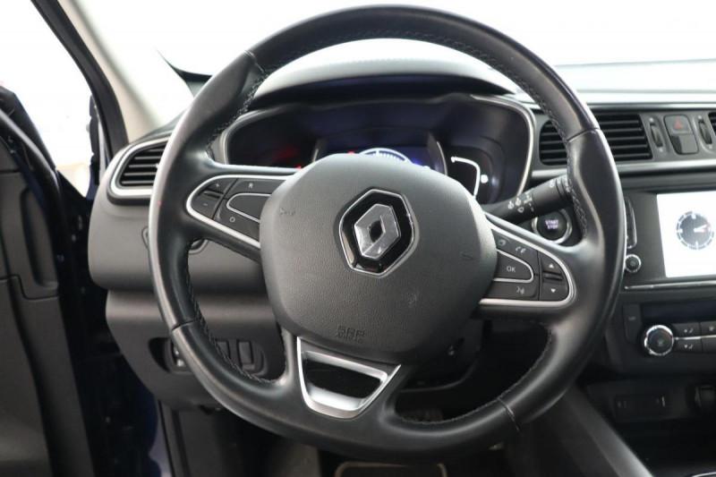 Renault Kadjar dCi 110 Energy Intens EDC Bleu occasion à Aubagne - photo n°10