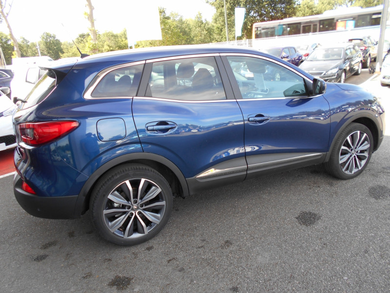 Renault Kadjar dCi 110 Energy Intens Bleu occasion à Bessières - photo n°8