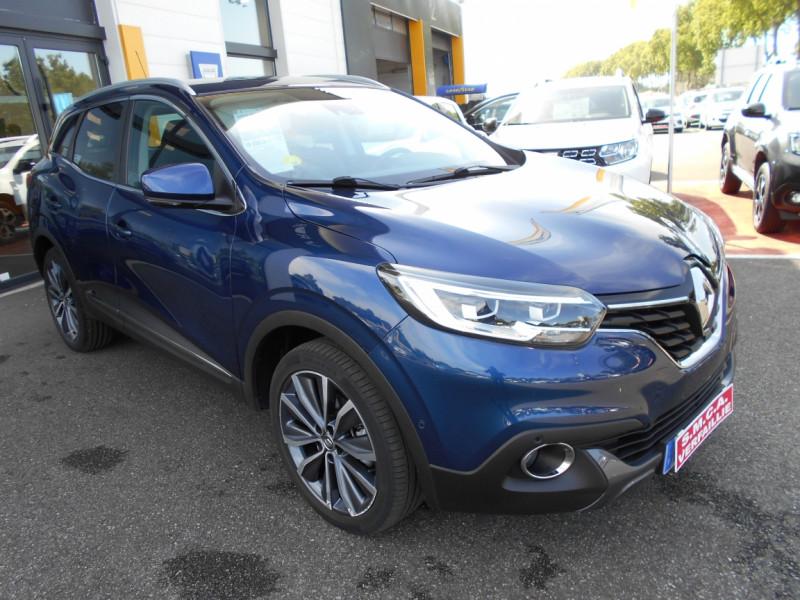 Renault Kadjar dCi 110 Energy Intens Bleu occasion à Bessières - photo n°2
