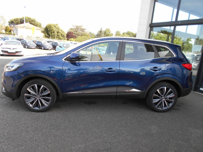 Renault Kadjar dCi 110 Energy Intens Bleu occasion à Bessières - photo n°6