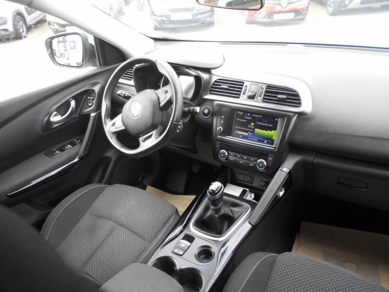 Renault Kadjar dCi 110 Energy Zen Blanc occasion à Bessières - photo n°2