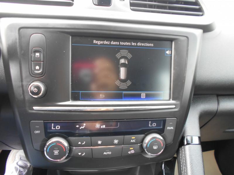Renault Kadjar dCi 110 Energy Zen Blanc occasion à Bessières - photo n°8