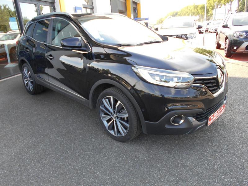 Renault Kadjar dCi 130 Energy Intens Noir occasion à Bessières