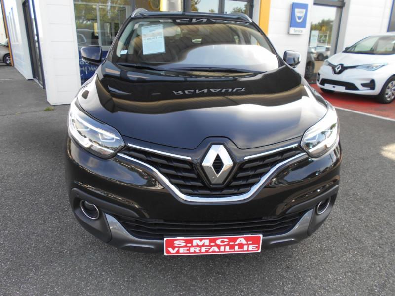 Renault Kadjar dCi 130 Energy Intens Noir occasion à Bessières - photo n°3