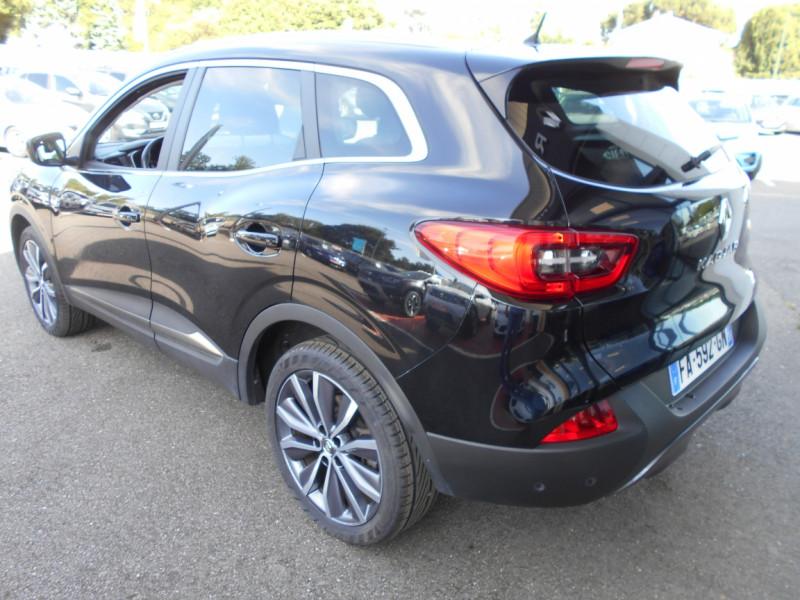 Renault Kadjar dCi 130 Energy Intens Noir occasion à Bessières - photo n°5