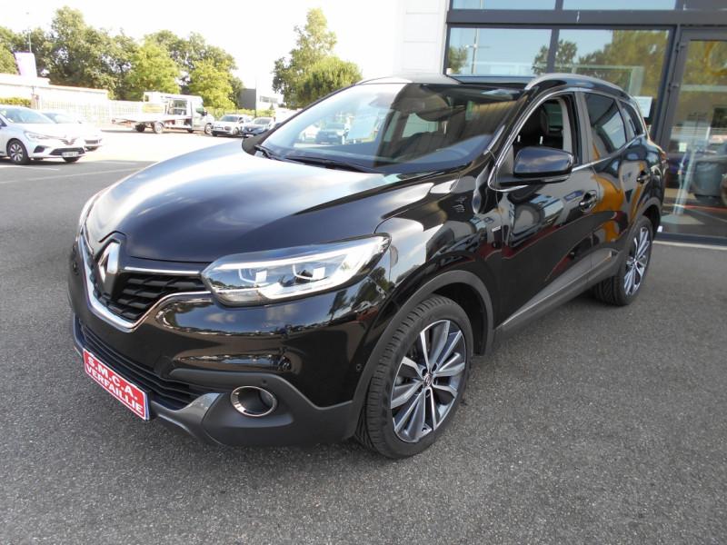 Renault Kadjar dCi 130 Energy Intens Noir occasion à Bessières - photo n°4