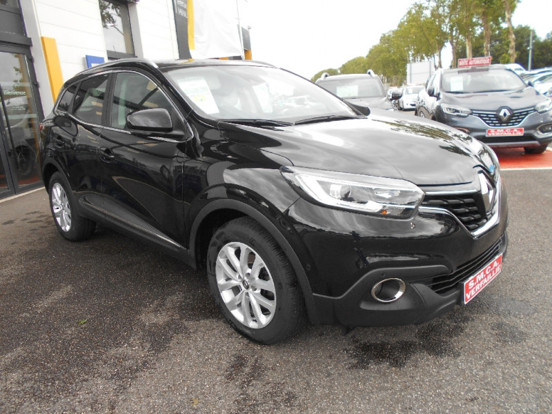 Renault Kadjar dCi 130 Energy Zen Noir occasion à Bessières