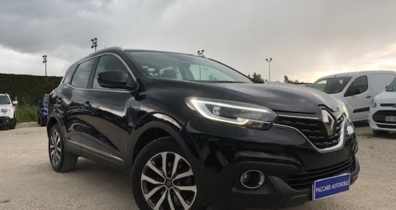 Renault Kadjar DCI BUSINESS EDC Noir occasion à La Buisse