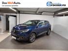 Renault Kadjar Kadjar TCe 130 Energy Intens 5p Bleu 2016 - annonce de voiture en vente sur Auto Sélection.com