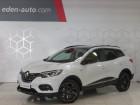 Renault Kadjar Kadjar TCe 140 FAP EDC Black Edition 5p Blanc à BAYONNE 64
