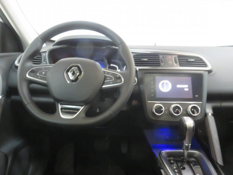 Renault Kadjar Kadjar TCe 140 FAP EDC Black Edition 5p Blanc occasion à BAYONNE - photo n°8