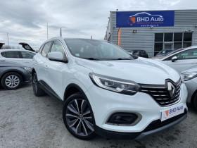 Renault Kadjar Blanc, garage BHD AUTO à Biganos