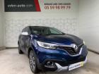 Renault Kadjar TCe 130 Energy Armor-Lux EDC Bleu 2018 - annonce de voiture en vente sur Auto Sélection.com