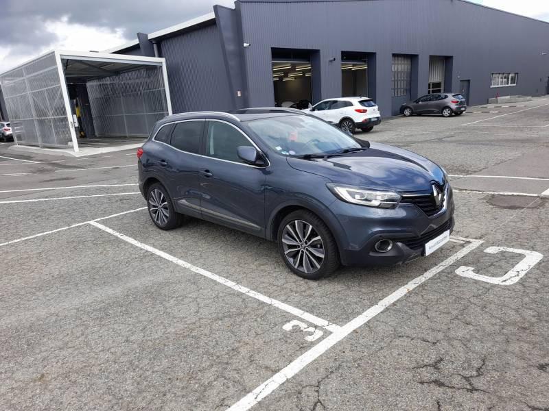 Renault Kadjar TCe 130 Energy Intens EDC Gris occasion à VANNES