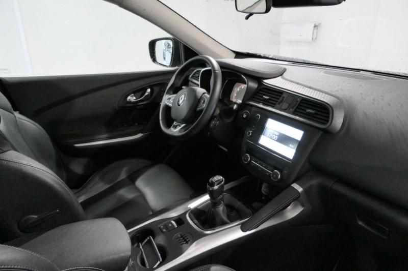 Renault Kadjar TCe 130 Energy Intens Noir occasion à LANNION - photo n°6