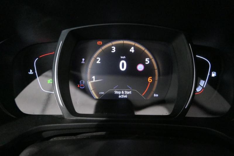 Renault Kadjar TCe 130 Energy Intens Noir occasion à LANNION - photo n°10