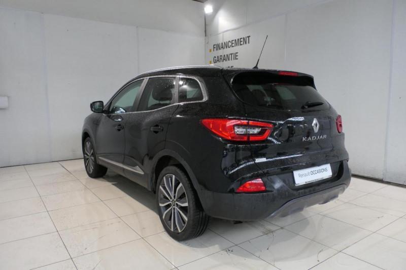 Renault Kadjar TCe 130 Energy Intens Noir occasion à LANNION - photo n°4