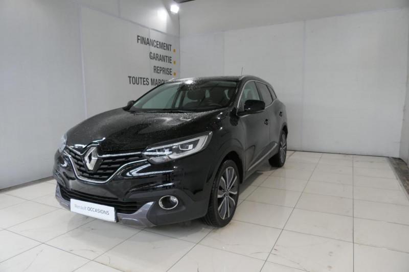 Renault Kadjar TCe 130 Energy Intens Noir occasion à LANNION
