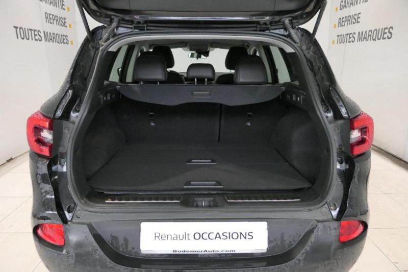 Renault Kadjar TCe 130 Energy Intens Noir occasion à LANNION - photo n°5