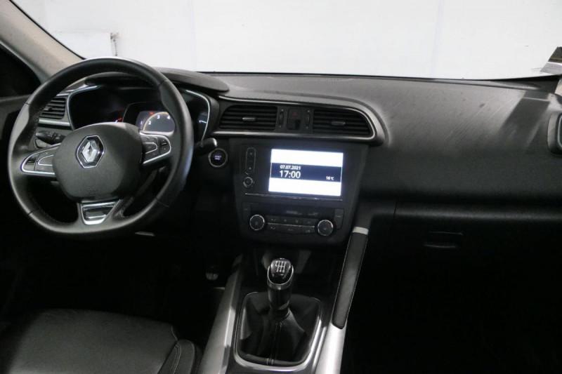 Renault Kadjar TCe 130 Energy Intens Noir occasion à LANNION - photo n°7