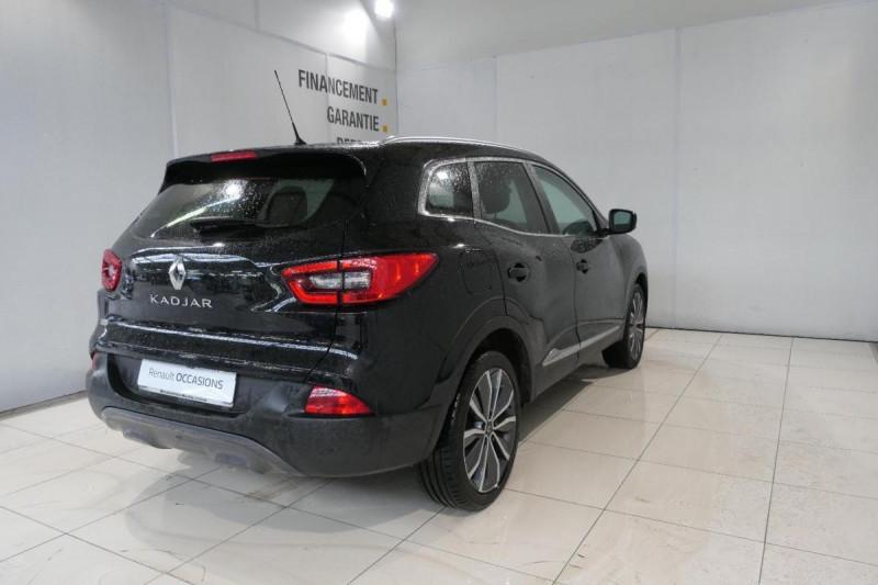 Renault Kadjar TCe 130 Energy Intens Noir occasion à LANNION - photo n°3