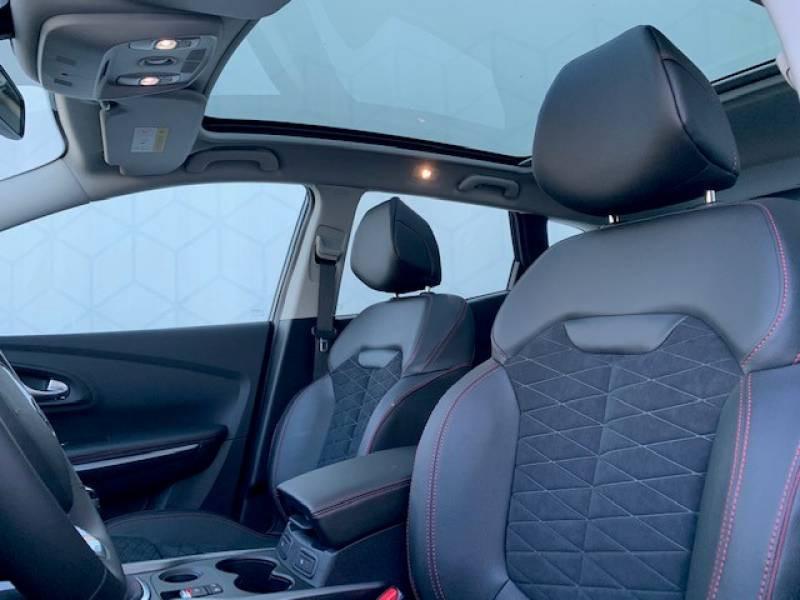 Renault Kadjar TCe 140 FAP Black Edition Noir occasion à Auch - photo n°5