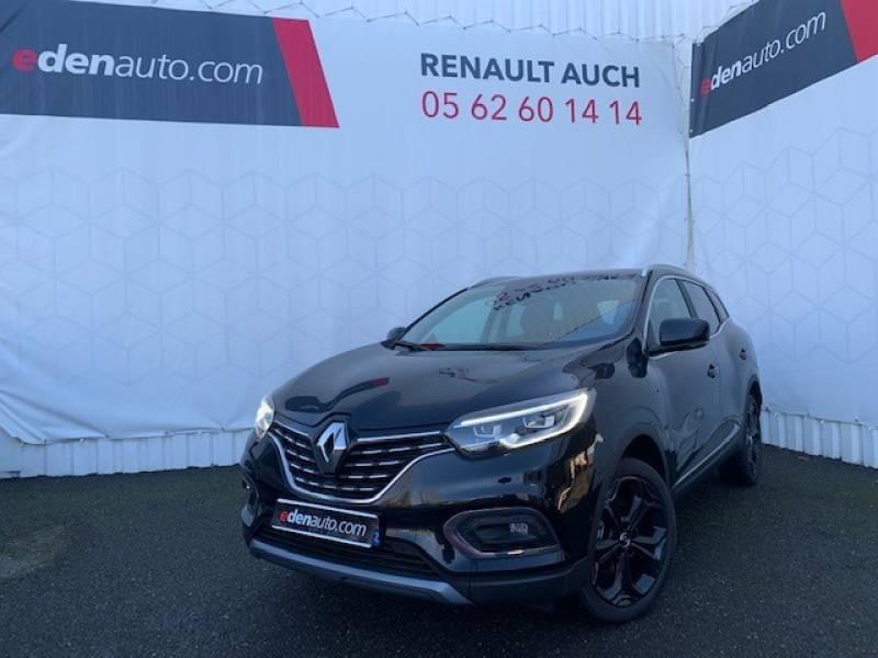 Renault Kadjar TCe 140 FAP Black Edition Noir occasion à Auch