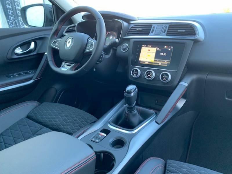 Renault Kadjar TCe 140 FAP Black Edition Noir occasion à Auch - photo n°10