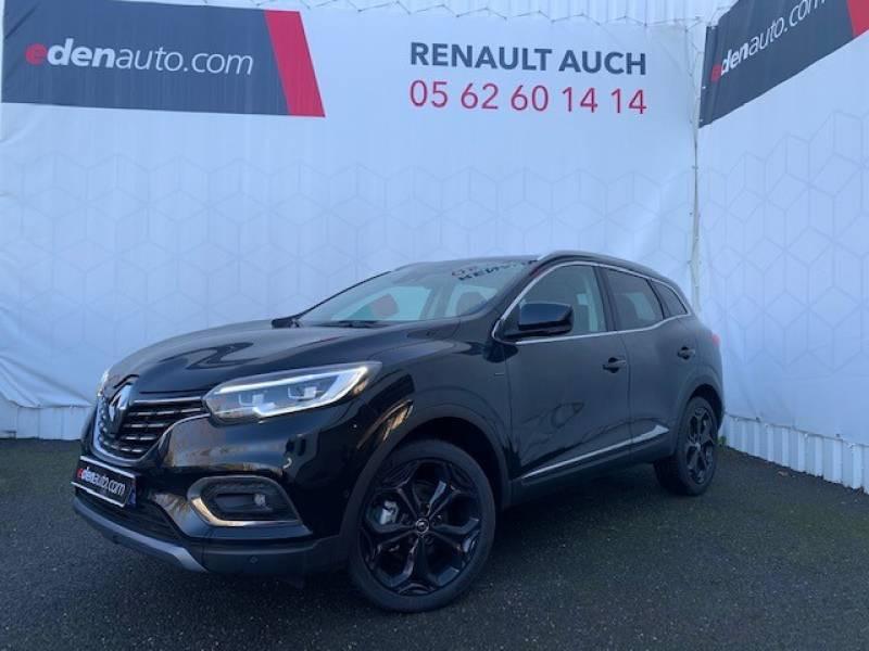 Renault Kadjar TCe 140 FAP Black Edition Noir occasion à Auch - photo n°2