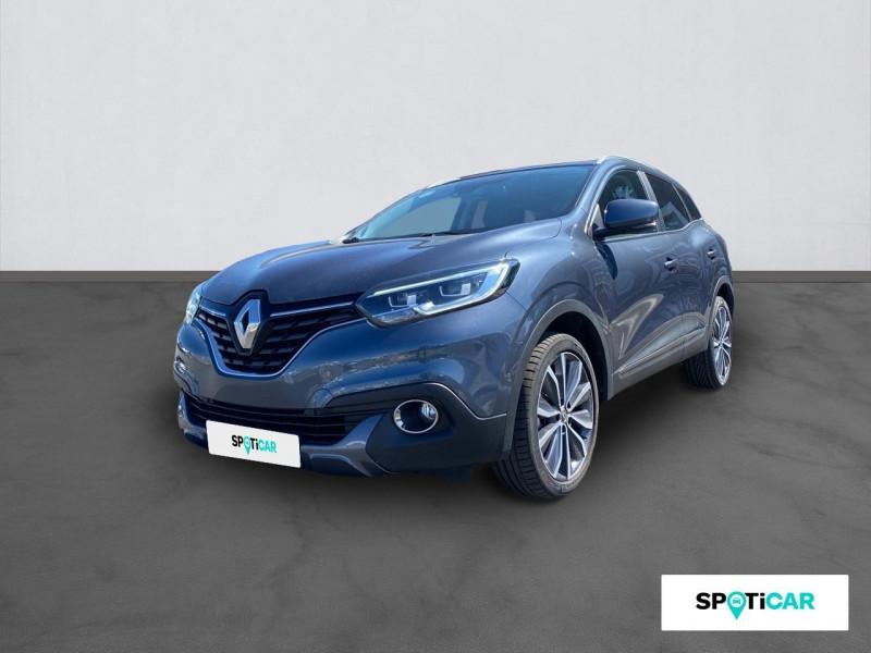 Renault Kadjar TCe 165 Energy Intens Gris occasion à VILLEFRANCHE DE ROUERGUE