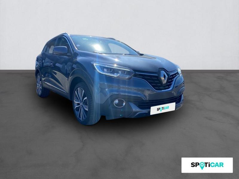 Renault Kadjar TCe 165 Energy Intens Gris occasion à VILLEFRANCHE DE ROUERGUE - photo n°3