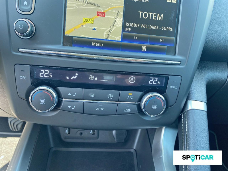 Renault Kadjar TCe 165 Energy Intens Gris occasion à VILLEFRANCHE DE ROUERGUE - photo n°14