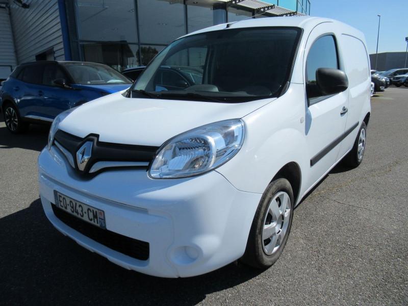 Renault Kangoo II 1.5 DCI 90CH ENERGY EXTRA R-LINK EURO6 Blanc occasion à Ibos