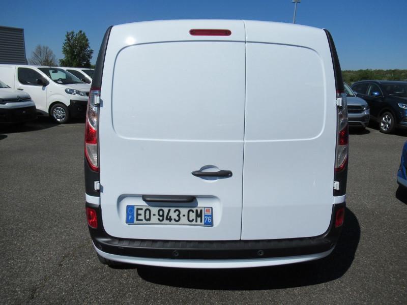 Renault Kangoo II 1.5 DCI 90CH ENERGY EXTRA R-LINK EURO6 Blanc occasion à Ibos - photo n°8