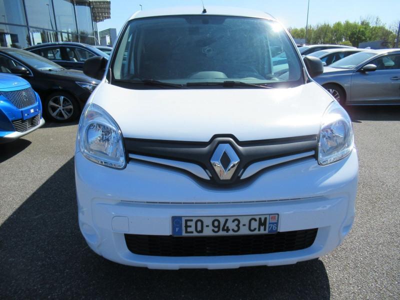 Renault Kangoo II 1.5 DCI 90CH ENERGY EXTRA R-LINK EURO6 Blanc occasion à Ibos - photo n°3