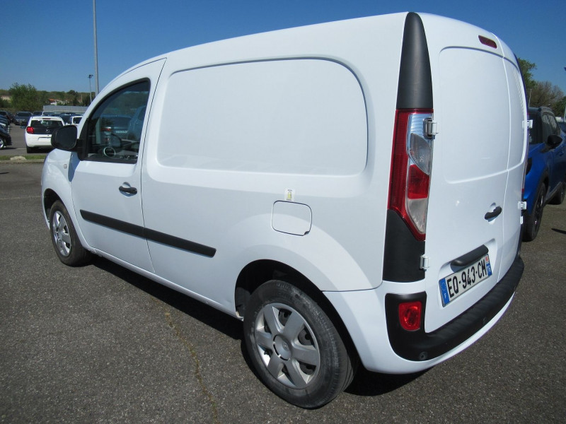 Renault Kangoo II 1.5 DCI 90CH ENERGY EXTRA R-LINK EURO6 Blanc occasion à Ibos - photo n°4