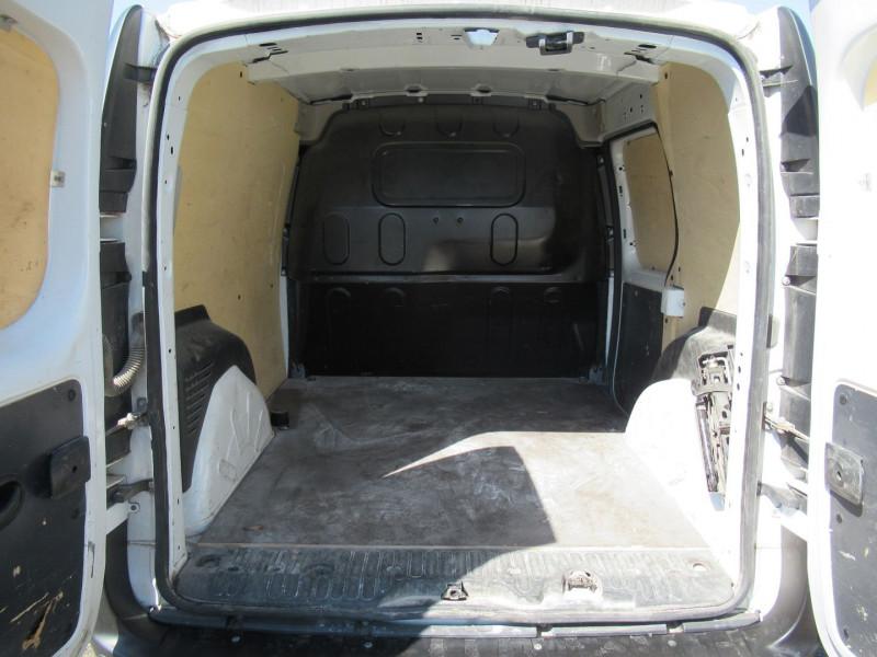 Renault Kangoo II 1.5 DCI 90CH ENERGY EXTRA R-LINK EURO6 Blanc occasion à Ibos - photo n°9