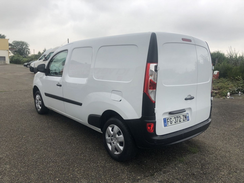 Renault Kangoo II MAXI 1.5 DCI 110CH GRAND VOLUME EXTRA R-LINK Blanc occasion à Thiverval-Grignon - photo n°7