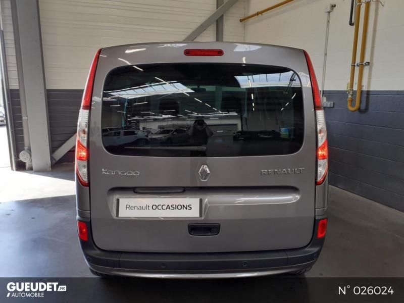 Renault Kangoo 1.5 Blue dCi 95ch Business Gris occasion à Berck - photo n°3