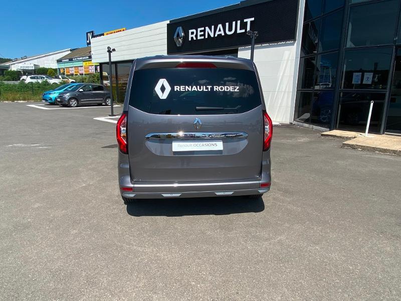 Renault Kangoo 1.5 Blue dCi 95ch Intens Gris occasion à Rodez - photo n°7