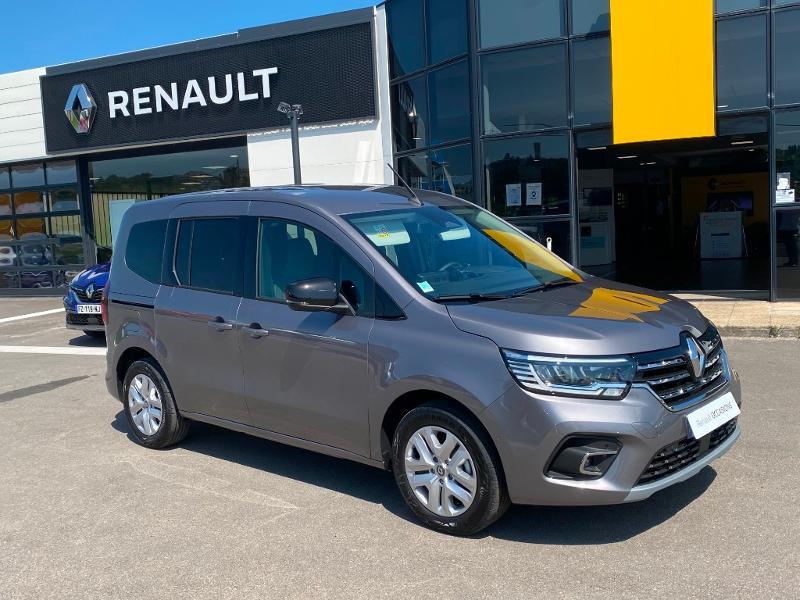 Renault Kangoo 1.5 Blue dCi 95ch Intens Gris occasion à Rodez - photo n°3