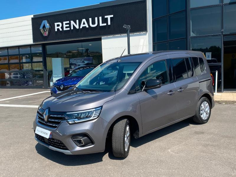 Renault Kangoo 1.5 Blue dCi 95ch Intens Gris occasion à Rodez