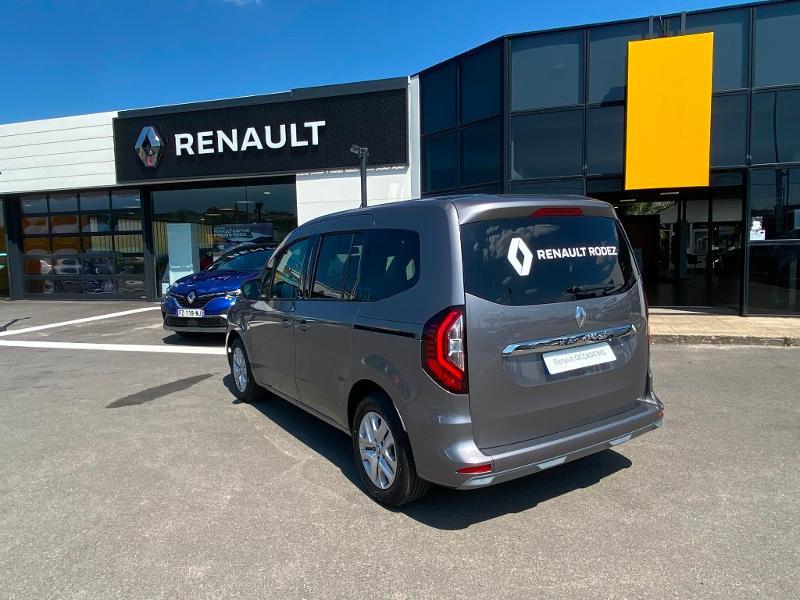 Renault Kangoo 1.5 Blue dCi 95ch Intens Gris occasion à Rodez - photo n°8